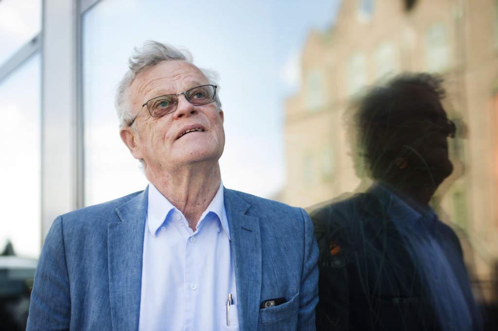 150601 Bjšrn Eriksson poserar fšr ett portrŠtt under en presskonferens anordnad av Folksam Grand Prix den 1 juni 2015 i Stockholm. Foto: Johanna Lundberg / BILDBYRN  / kod JL / 135384